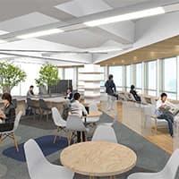 <大阪>起業支援(インキュベーション)がテーマのレンタルオフィスがオープン!
